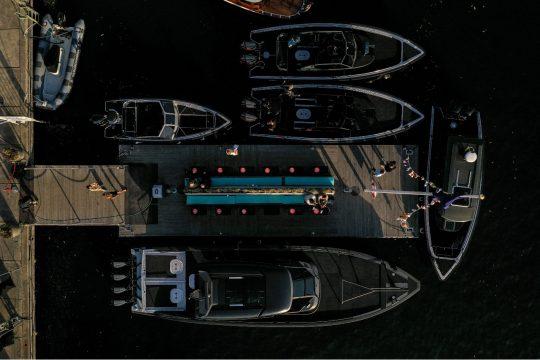 boats at kmk events
