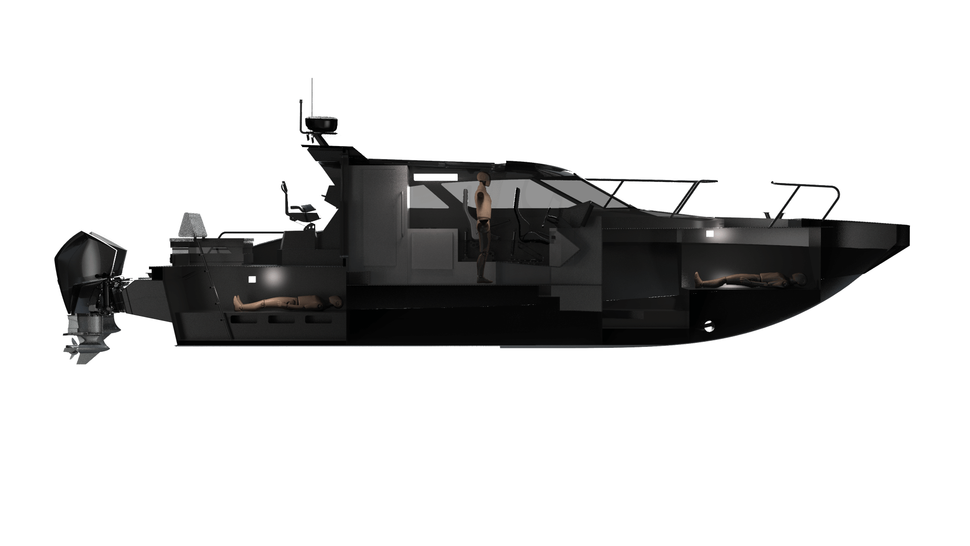 m12 rendered model example