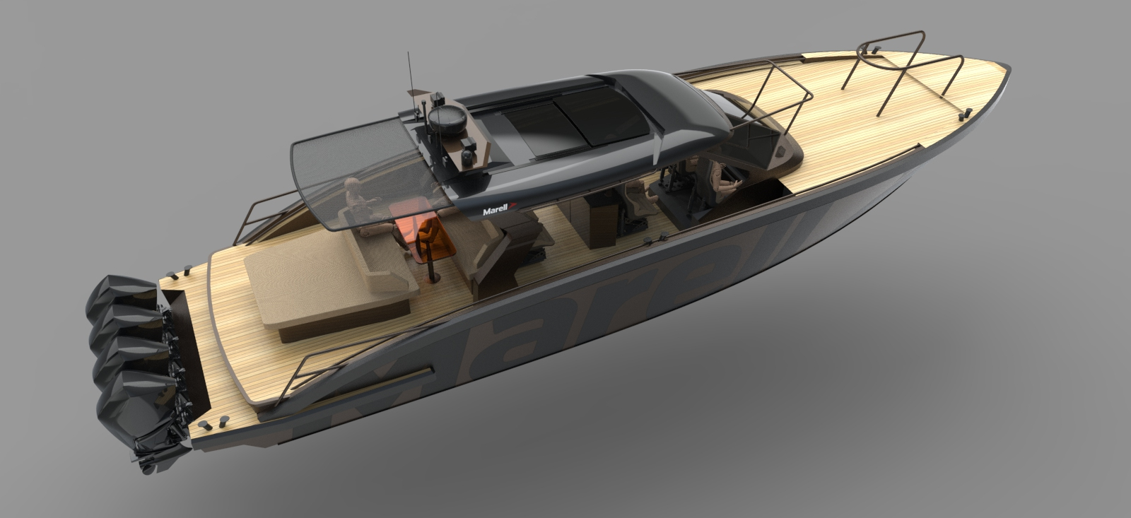 m15 rendered model
