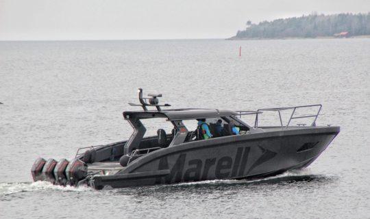 M15Q boat