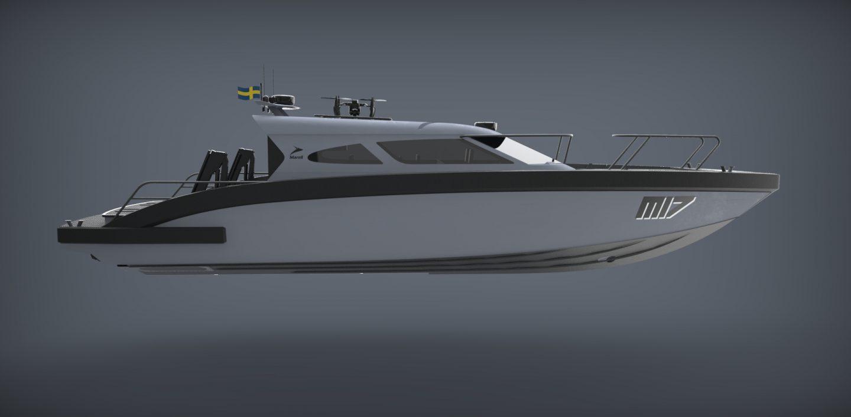 m17 rendered model
