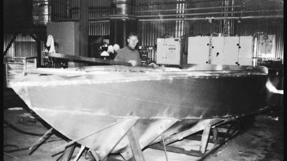 history 1992 boat