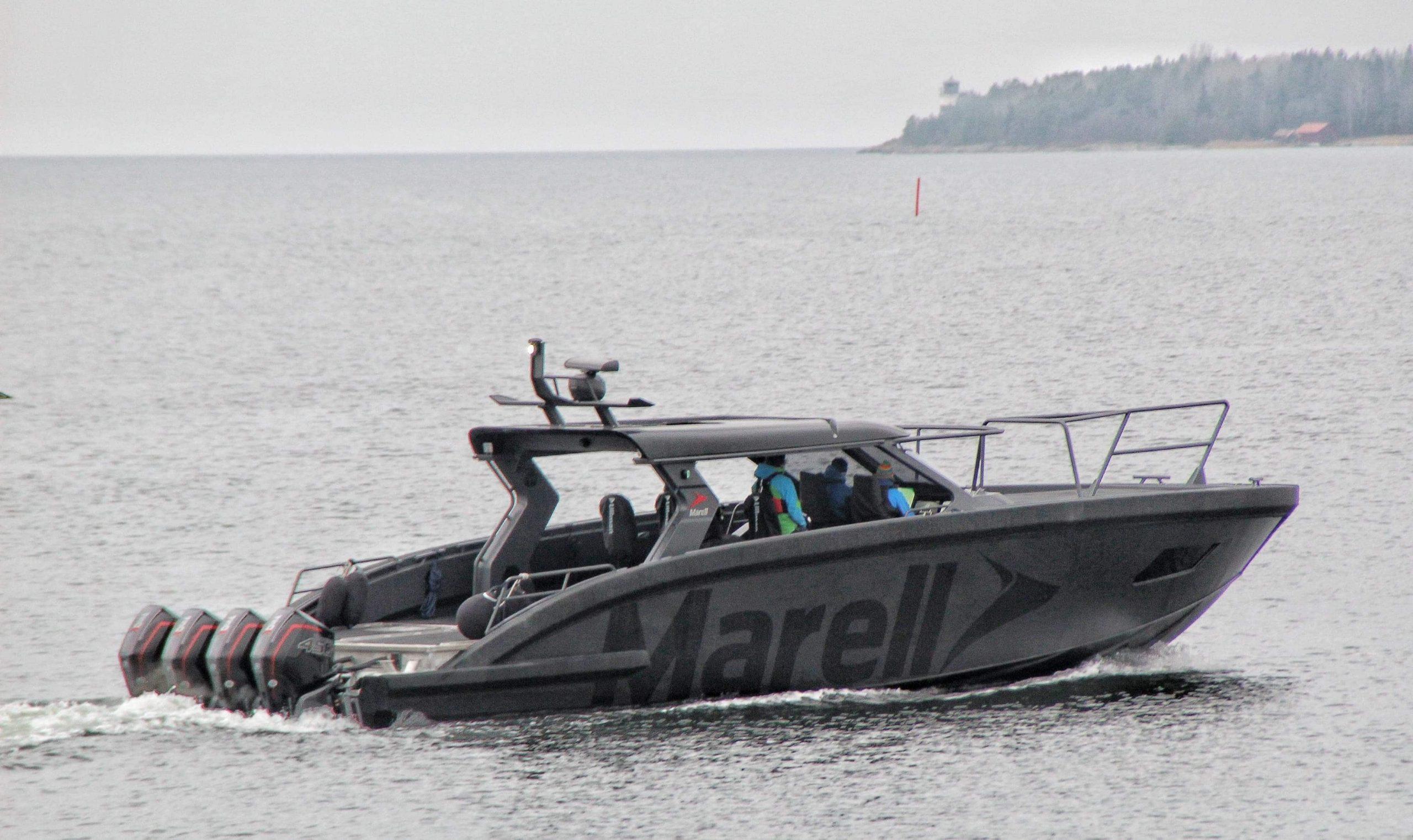 marell boat 2020
