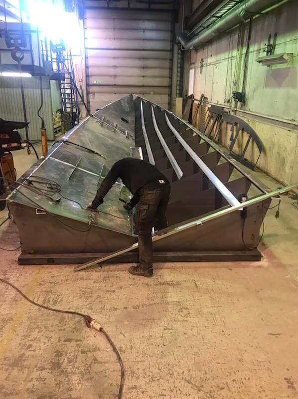 boat construction