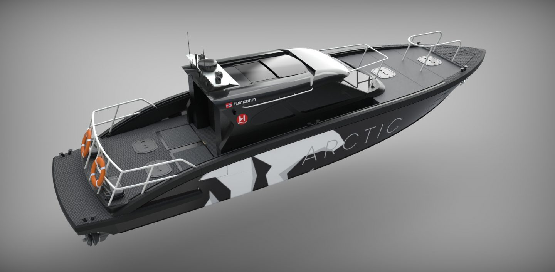 m15 tour boat model